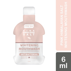 FRESHPink Himalayan Mouthwash 10ml,Mouthwash and Oral AntisepticsAll Must Go Sale