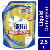 Powermachine With Ultraclean Concentrate Liquid Detergent 2.5L