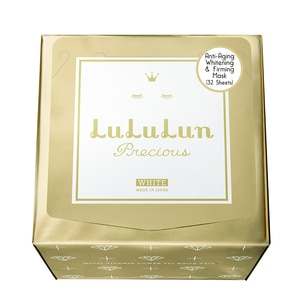 LULULUNPrecious Whitening and Firming Face Mask 32 Sheets,For WomenFREE (1) Derma C Face Mask for every purchase of P800 worth of skin care items