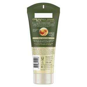 CREAMSILKRich Organic Powerfusion Rich Moisture Ultra Conditioner 150ml,Everyday ConditionerClean Beauty