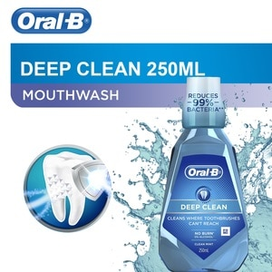 ORAL BRinse Deep Clean MP 250ml,Mouthwash and Oral AntisepticsOral Care