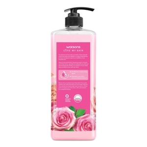 WATSONSRose Scented Cream Body Wash 1L,Body WashSwitch and Save