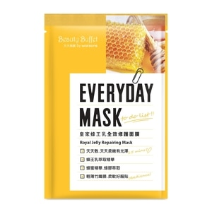 BEAUTYBUFFETWSRoyal Jelly Repairing Mask 1s,For WomenBuy 3 for 100