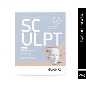 QUICKFXSculpt Face Mask 25ml Limited Edition,For WomenClean Beauty