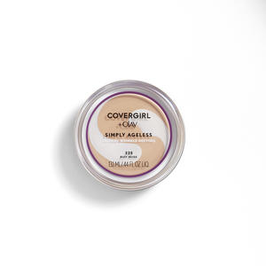 COVER GIRLSimply Ageless Instant Wrinkle Defying Foundation in Buff Beige,FoundationWCFREEDELIVER