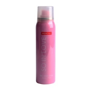 BENCHSo In Love Deo Body Spray 100ml,For WomenWATSONS EMP. DISC.