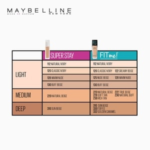 MAYBELLINESuper Stay 24H Full Coverage Foundation - 120 Classic Ivory,FoundationWATSONS EMP. DISC.