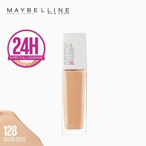 MAYBELLINESuper Stay 24H Full Coverage Foundation - 128 Warm Nude,FoundationBABYDOVE1FTY1