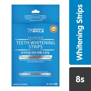 PERFECT SMILETeeth Whitening Strips 8pcs,Mouthwash and Oral AntisepticsBest Selling Products