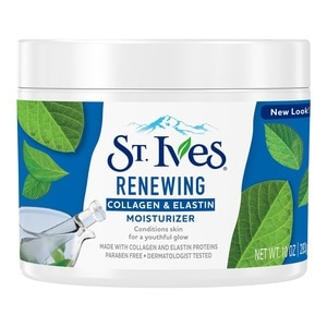 ST IVESRenewing  Collagen and Elastin Moisturizer 10oz,For WomenClean Beauty