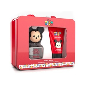 DISNEYTsum Tsum Mickey Mouse Set Tin Can EDT 50ml + Shower Gel 75ml,For Baby and KidsWCFREEDELIVER