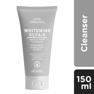 LUXE ORGANIXWhitening Repair Cleanser Niacinamide 2% Cleanser 150ml,For WomenBest Selling Products