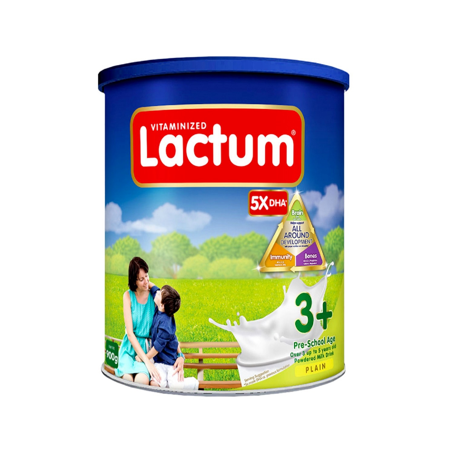 Powdered Milk Drink for 3+ Years Old 900g