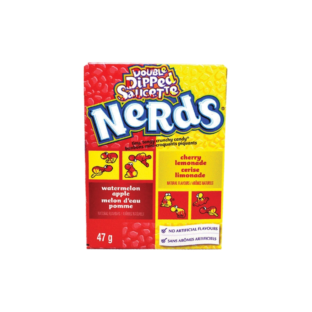 Nerds Double Dipped Apple 47g