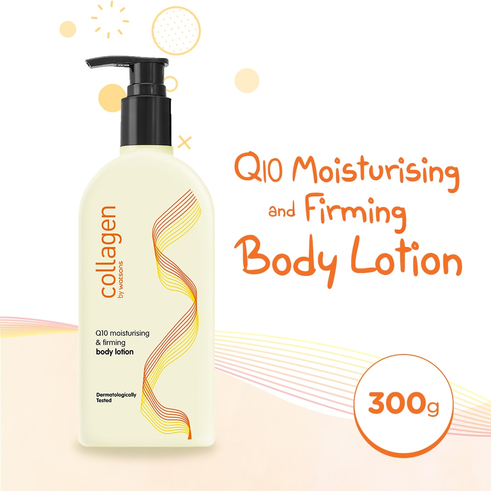 Q10 Moisturising And Firming Body Lotion 300g