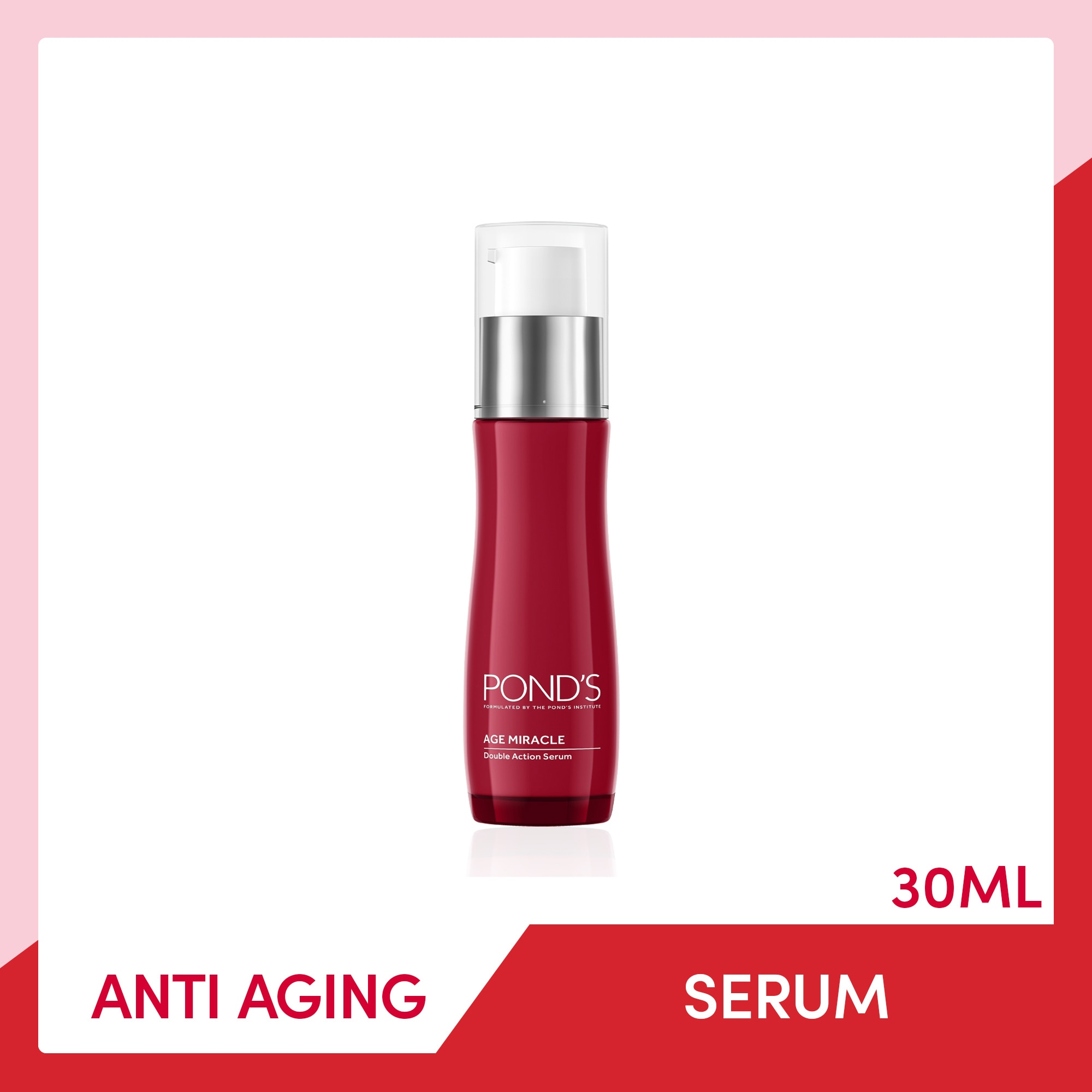 Ponds Age Miracle Double Serum 30ml