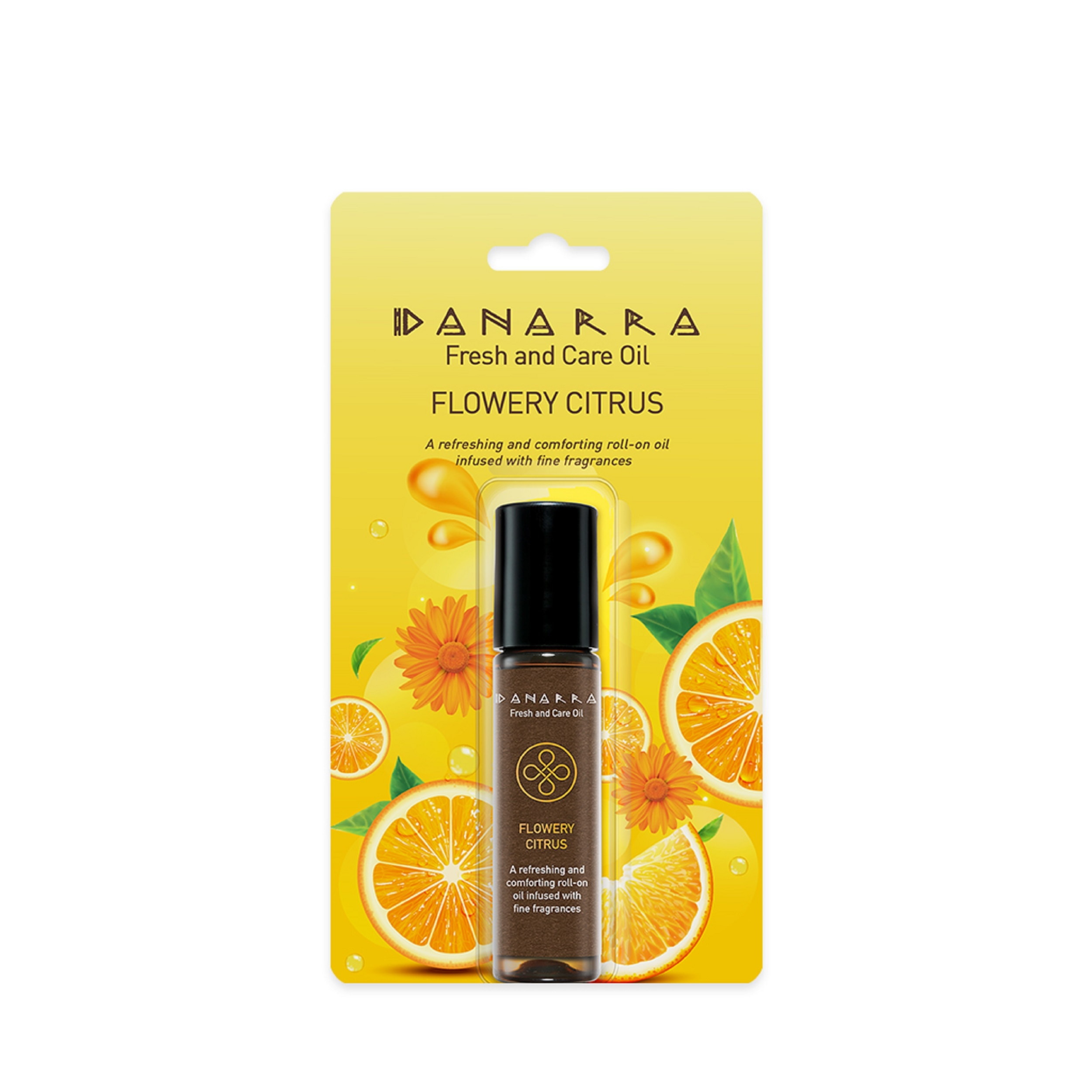 Fresh and Care Oil Flowery Citrus 10ml