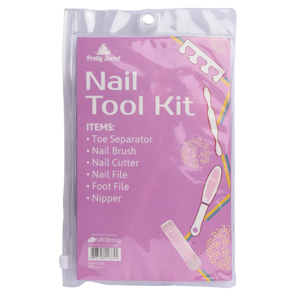 Nail to Toe Kit with Nipper