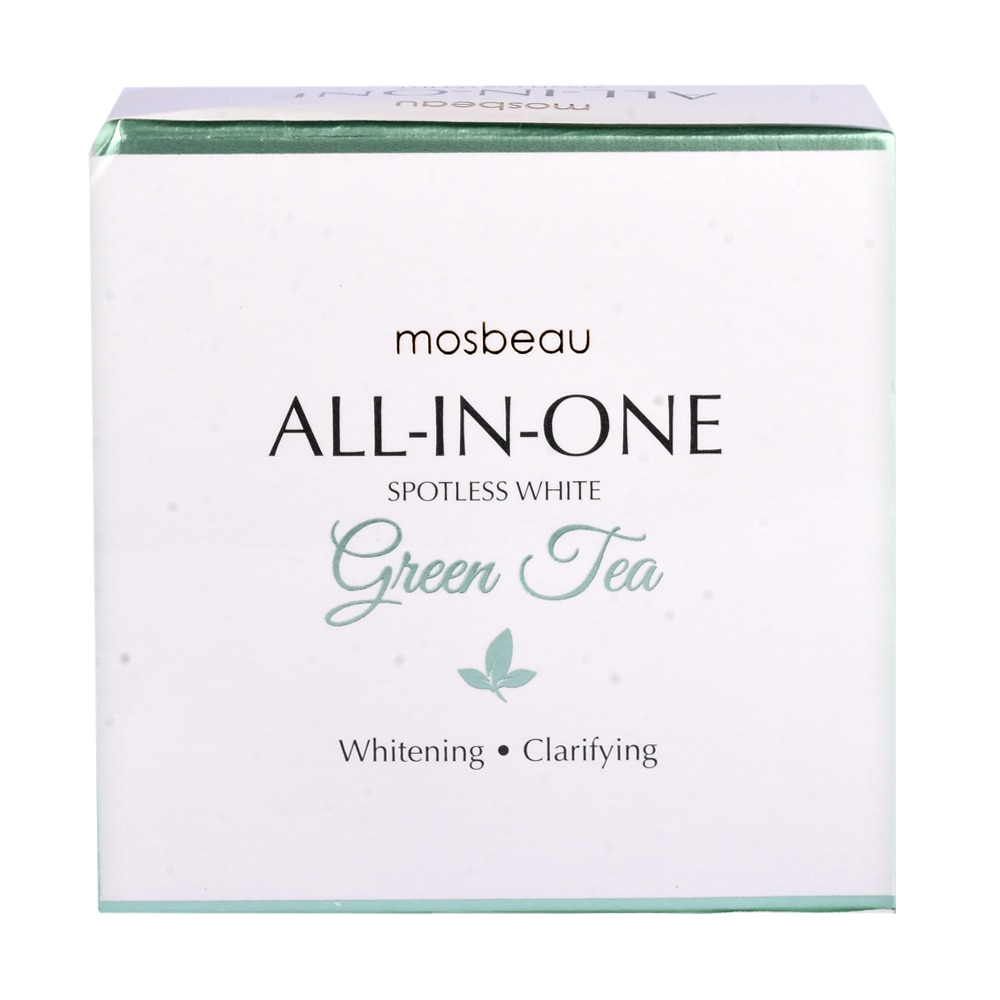 All-in-One Spotless White Green Tea Soap 100g