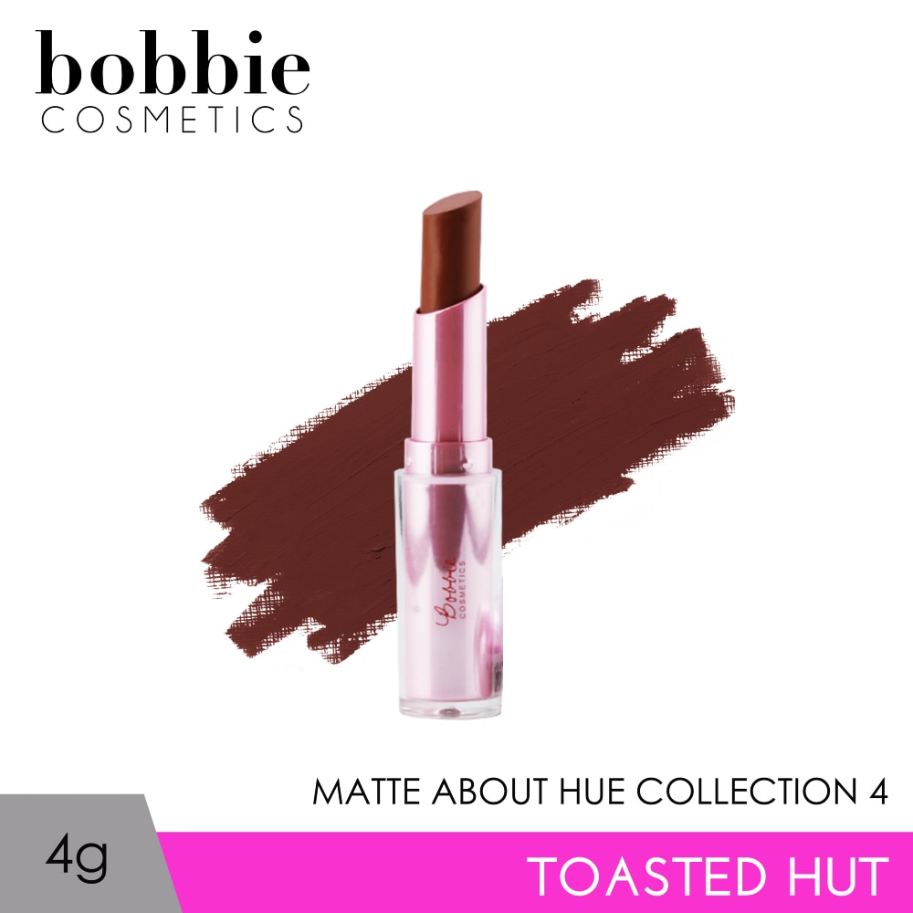 Pucker Up Lip Color Matte About Hue Collection in Toasted Hut 4g
