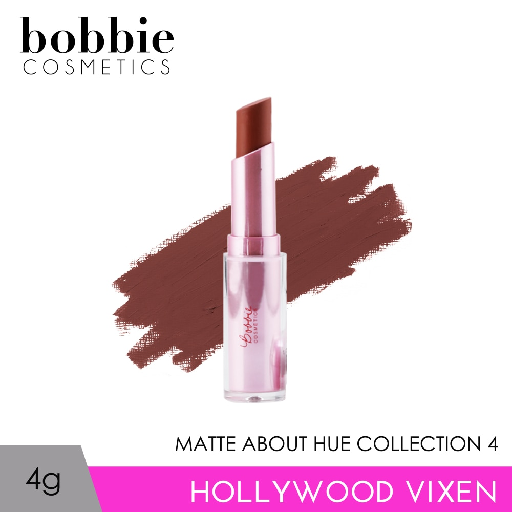 Pucker Up Lip Color Matte About Hue Collection Collection in Hollywood Vixen 4g