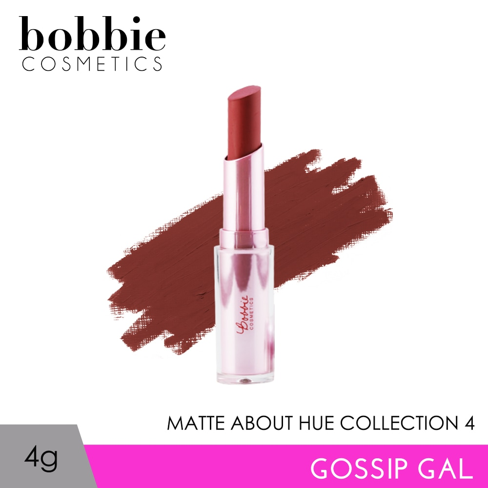 Pucker Up Lip Color Matte About Hue Collection Collection in Gossip Gal 4g