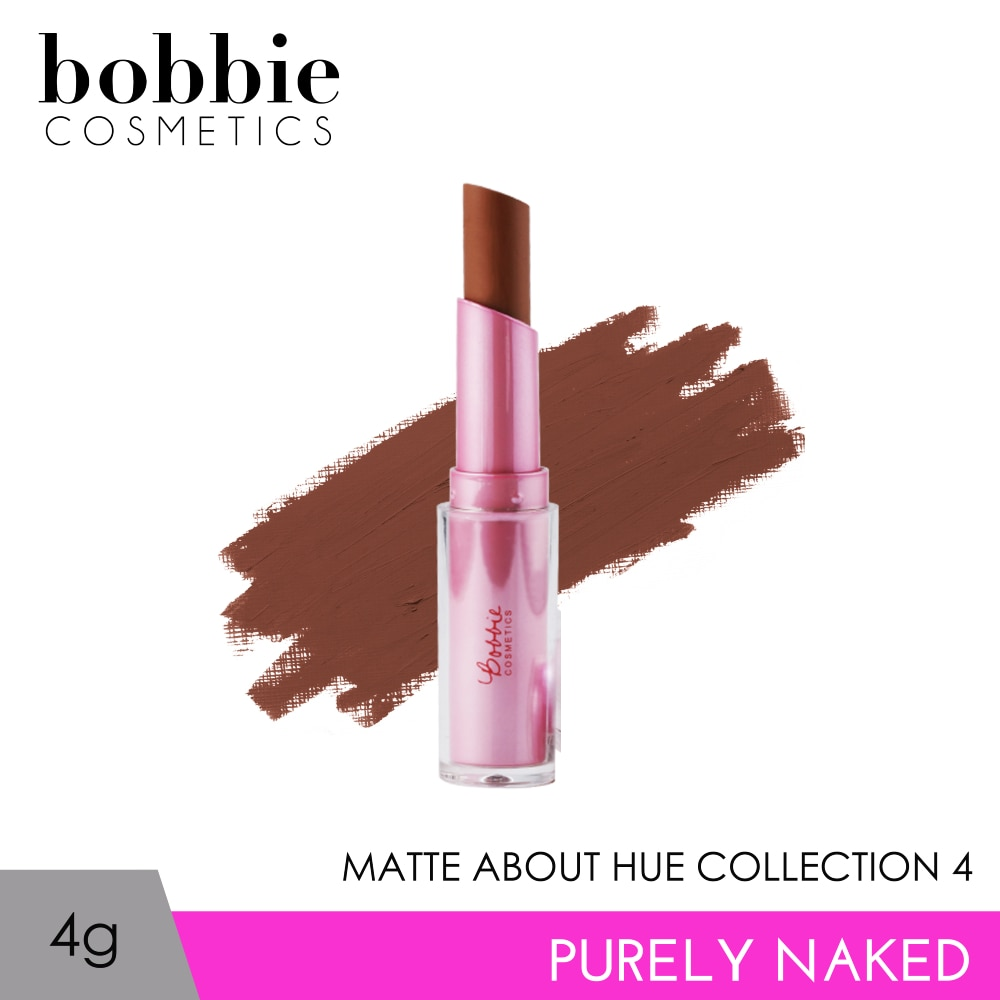 Pucker Up Lip Color Matte About Hue Collection Collection in Purely Naked 4g
