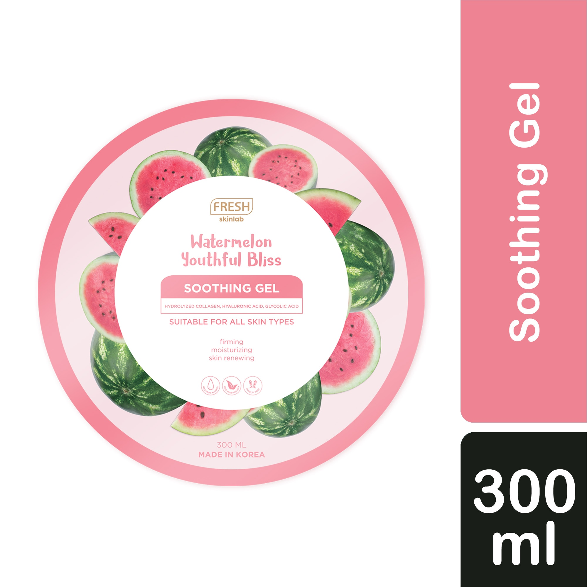 Skinlab Watermelon Youthful Bliss Soothing Gel 300ml