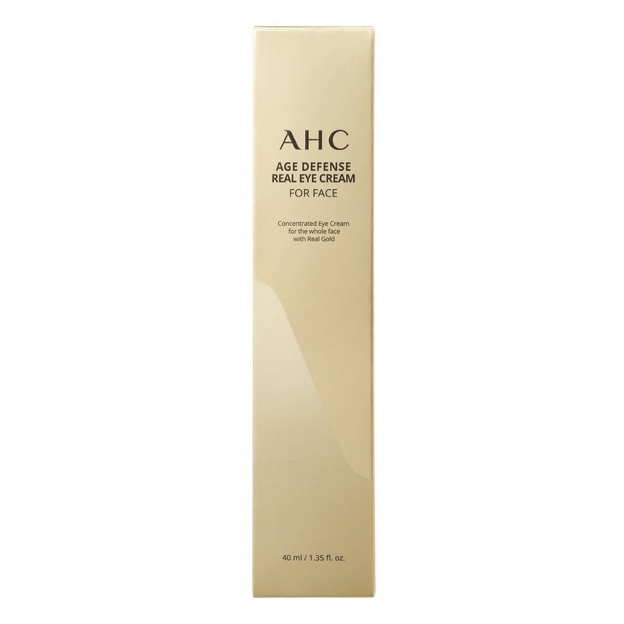 Age Defense Real Eye Cream for Face 40ml