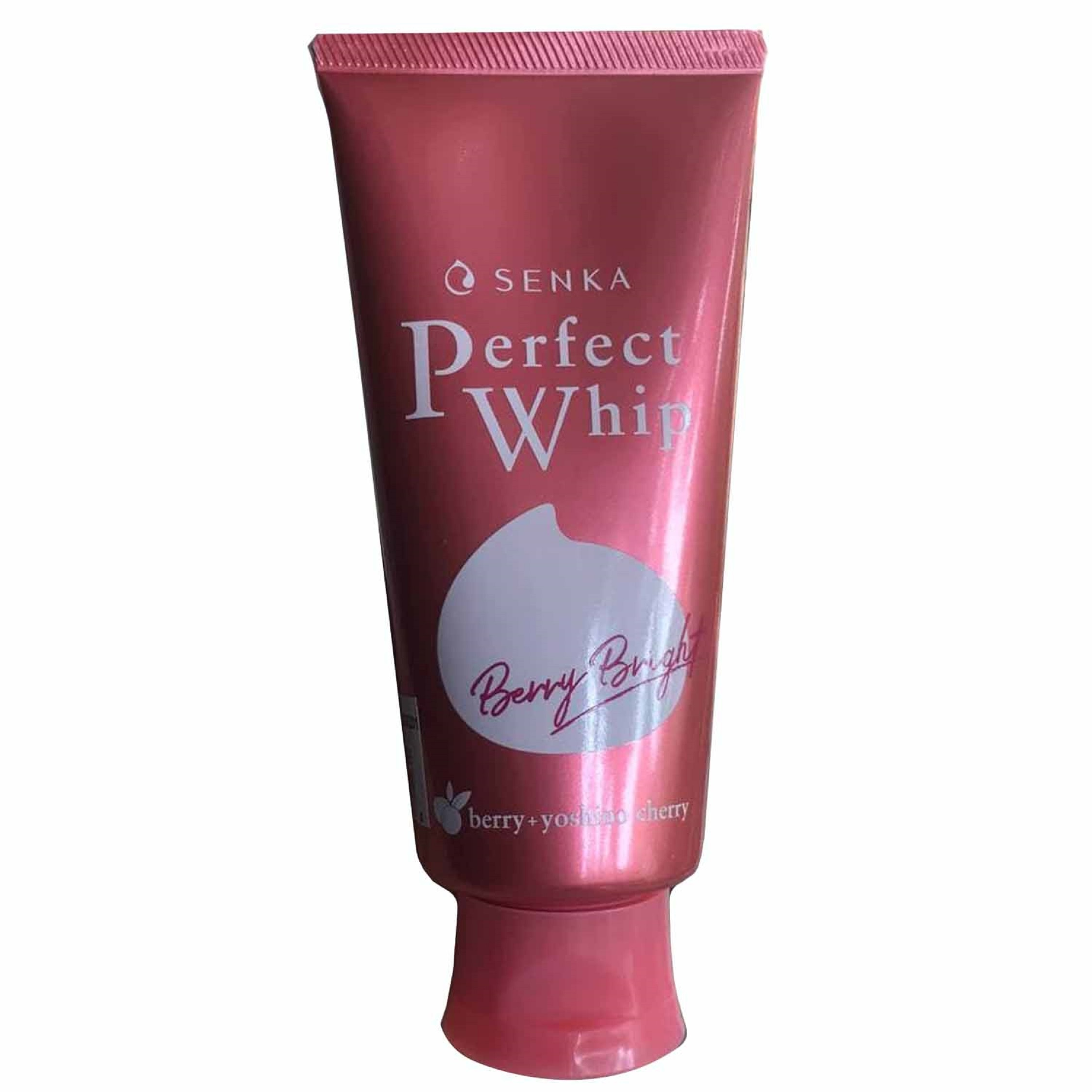 Perfect Whip Cleanser Berry Bright 100g