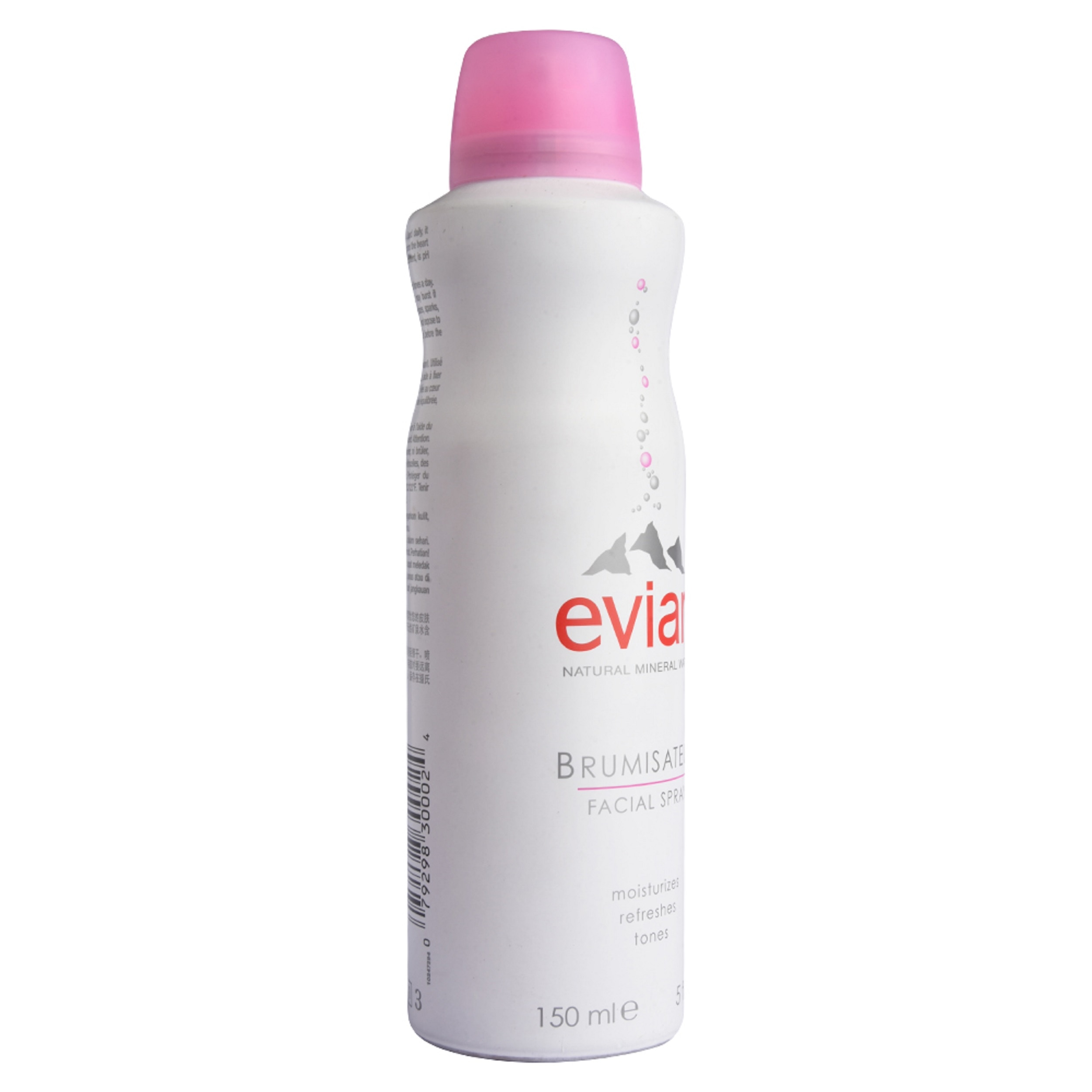 EVIANBrumisateur Facial Spray 150ml,Facial MistFree (1) Watsons Dermaction Plus Antiacne St20x2 for every purchase of Skin Care products