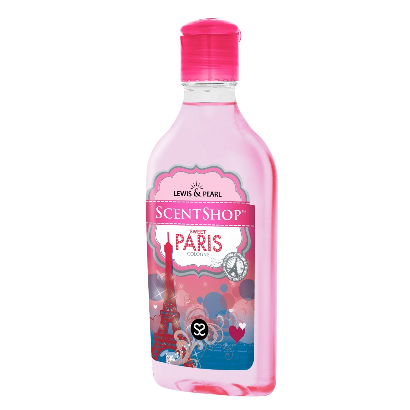 LEWIS N PEARLCologne Sweet Paris Scent 125ml,For WomenWCFREEDELIVER