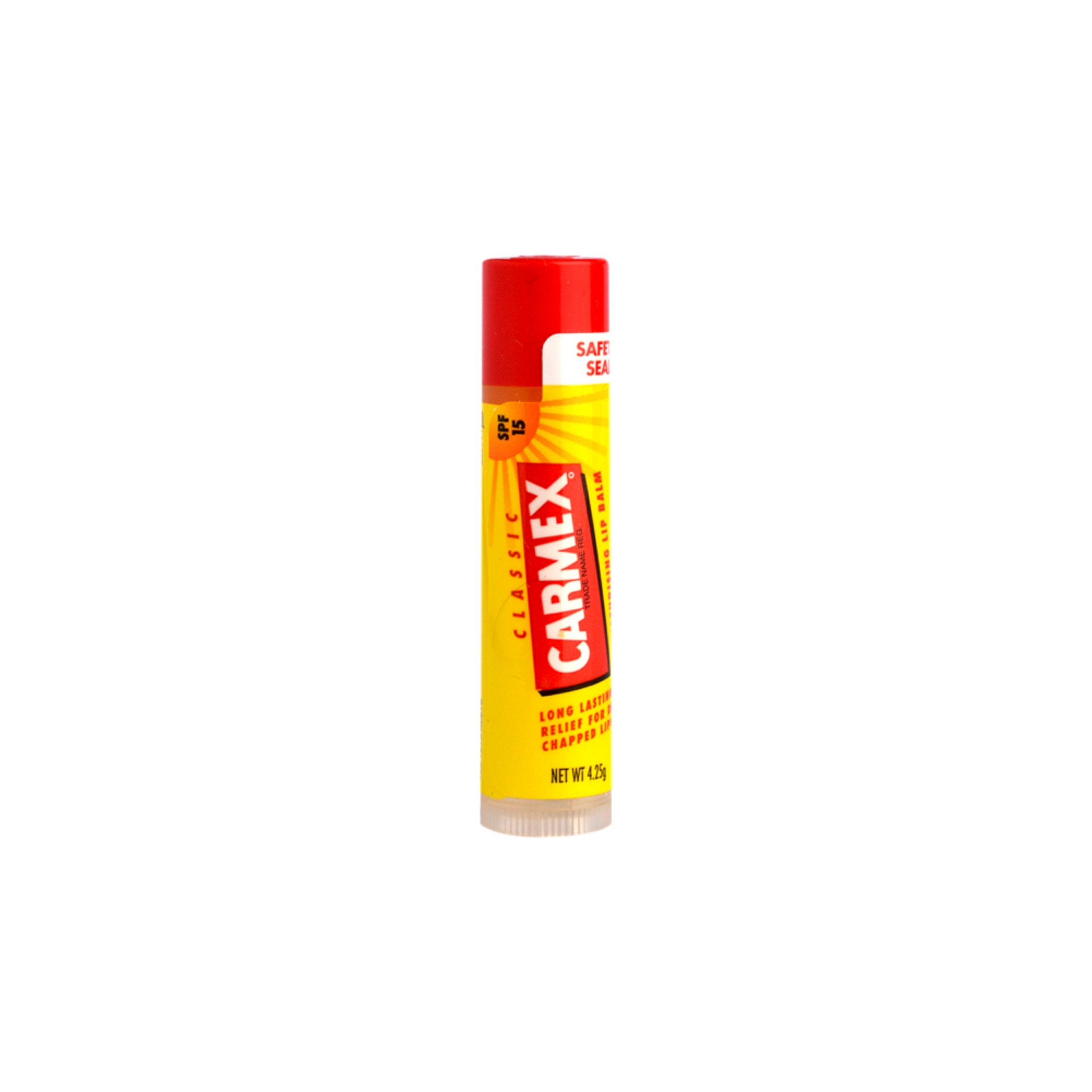 CARMEXOriginal Lip Balm Stick SPF15 4.25g,LipbalmFree (1) Watsons Dermaction Plus Antiacne St20x2 for every purchase of Skin Care products