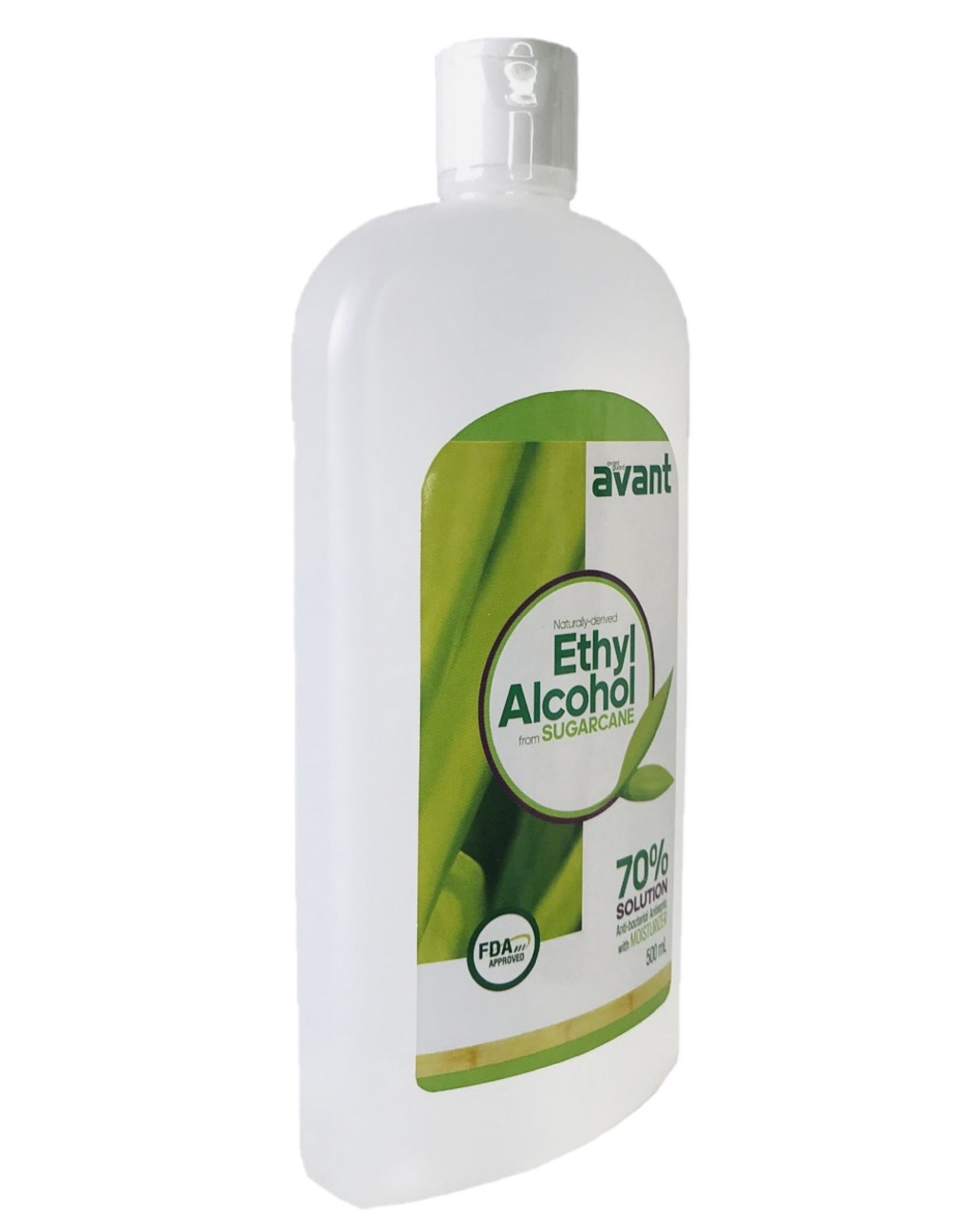 AVANTEthyl Alcohol 70% Solution 500ml,Alcohol and Disinfectant
