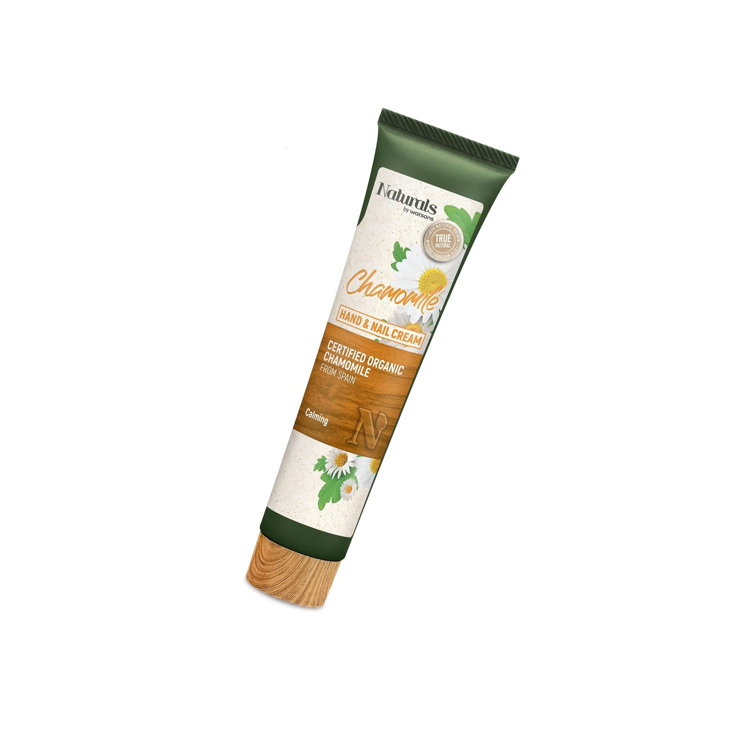 NATURALS WSChamomile Hand and Nail Cream 30ml,For WomenClean Beauty