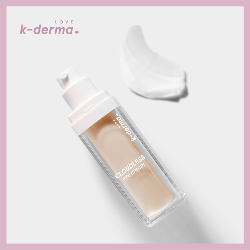 LOVE K DERMACloudless Eyecream 30ml,Body Massager and Other Electricals