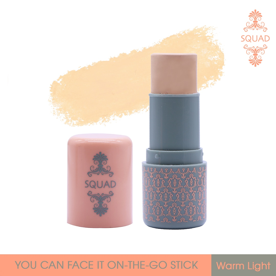 SQUADYou Can Face It On The Go Stick in Warm Light 30.32g,BB and CC CreamWATSONS EMP. DISC.