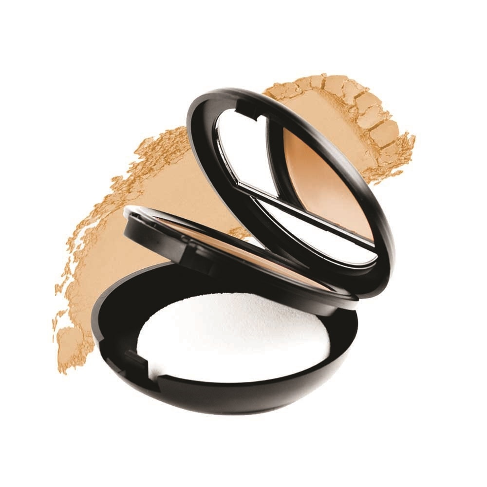 BYSCrme Foundation With Sponge Natural Beige 10g,FoundationWATSONS EMP. DISC.
