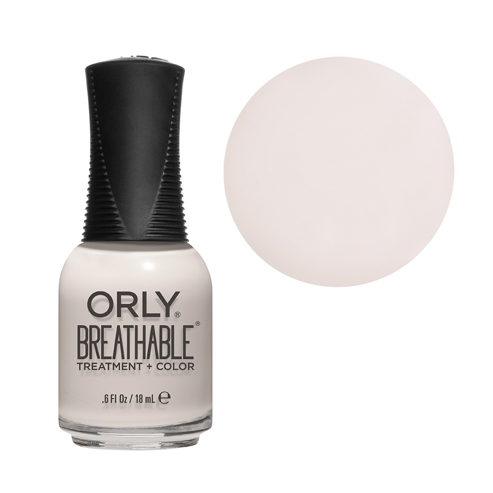 ORLYBreathable Color Barely There 18ml,Nail Polish and AccessoriesWATSONS EMP. DISC.
