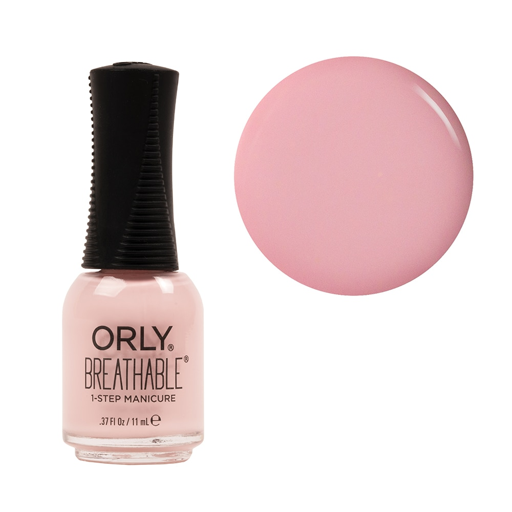 ORLYBreathable Color Sheer Luck 18ml,Nail Polish and AccessoriesWATSONS EMP. DISC.