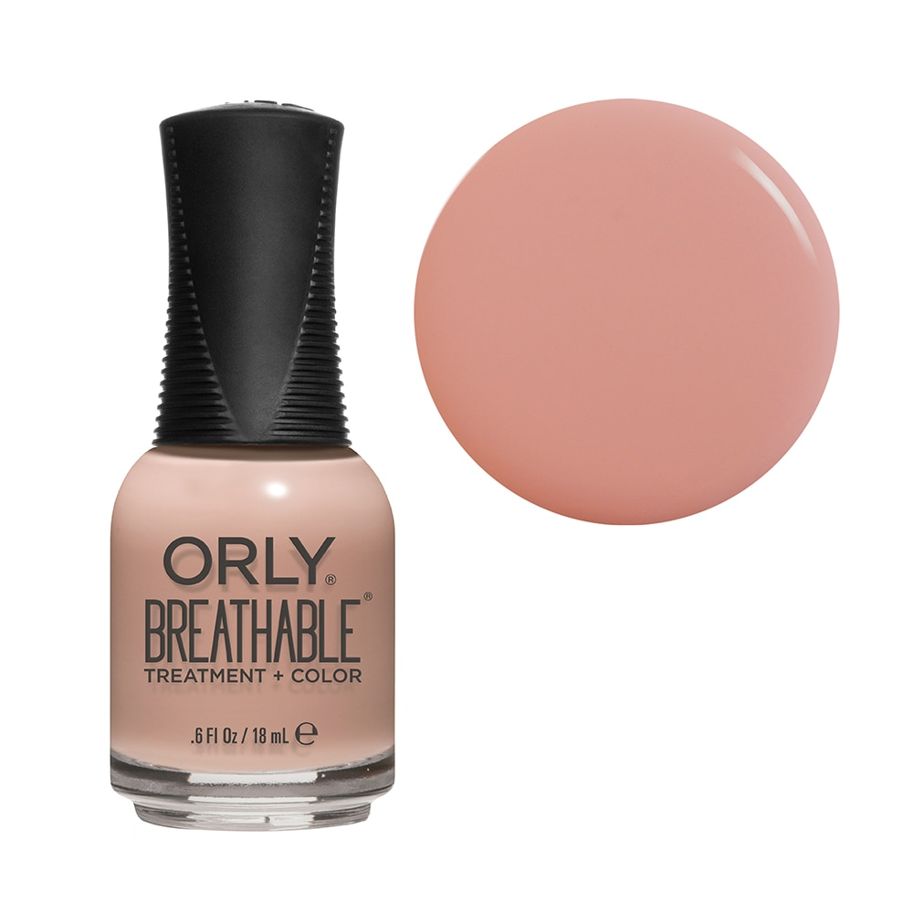 ORLYBreathable Color Heart 18ml,Nail Polish and AccessoriesWATSONS EMP. DISC.