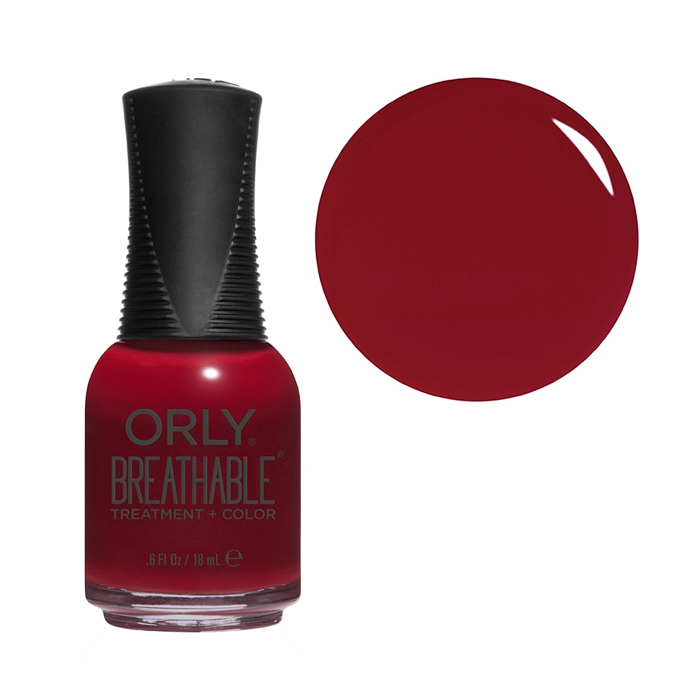 ORLYBreathable Color Namaste Healthy 18ml,Nail Polish and AccessoriesWATSONS EMP. DISC.