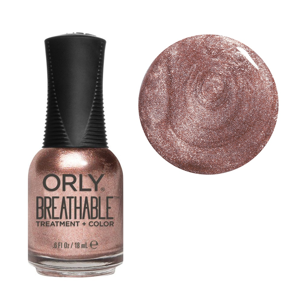 ORLYBreathable Color Fairy God Mother,Nail Polish and Accessories2% off – min spend P600 (code: PLUS2), 4% off – min spend P800 (code: PLUS4), 8% off – min spend P1,000 (code: PLUS8) - Members Only. Promo exclusions: Health items, Milk, B1T1 and Buy xx for xx promos