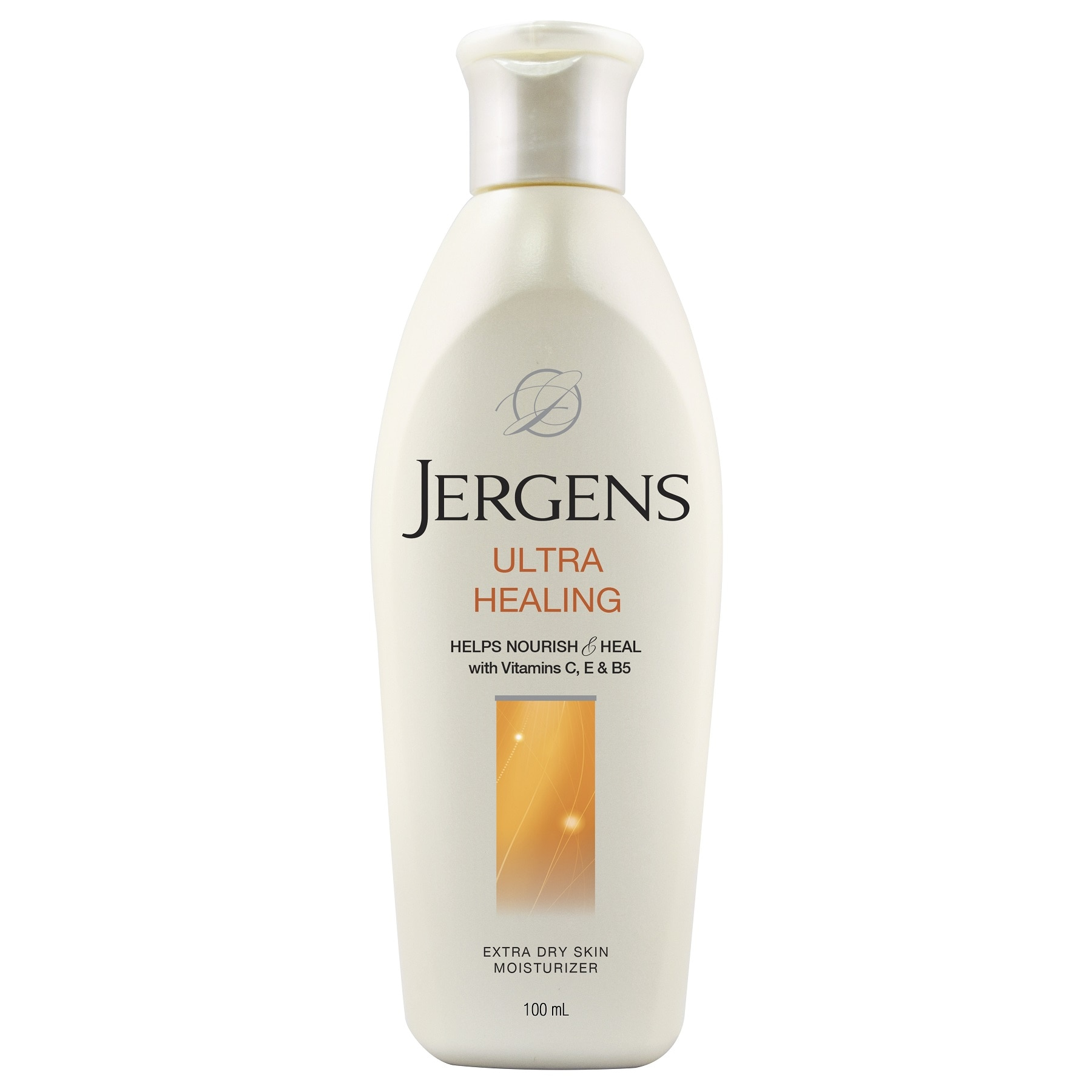 JERGENSUltra Healing Extra Dry Skin Moisturizer 100ml,For WomenHot Summer Drops