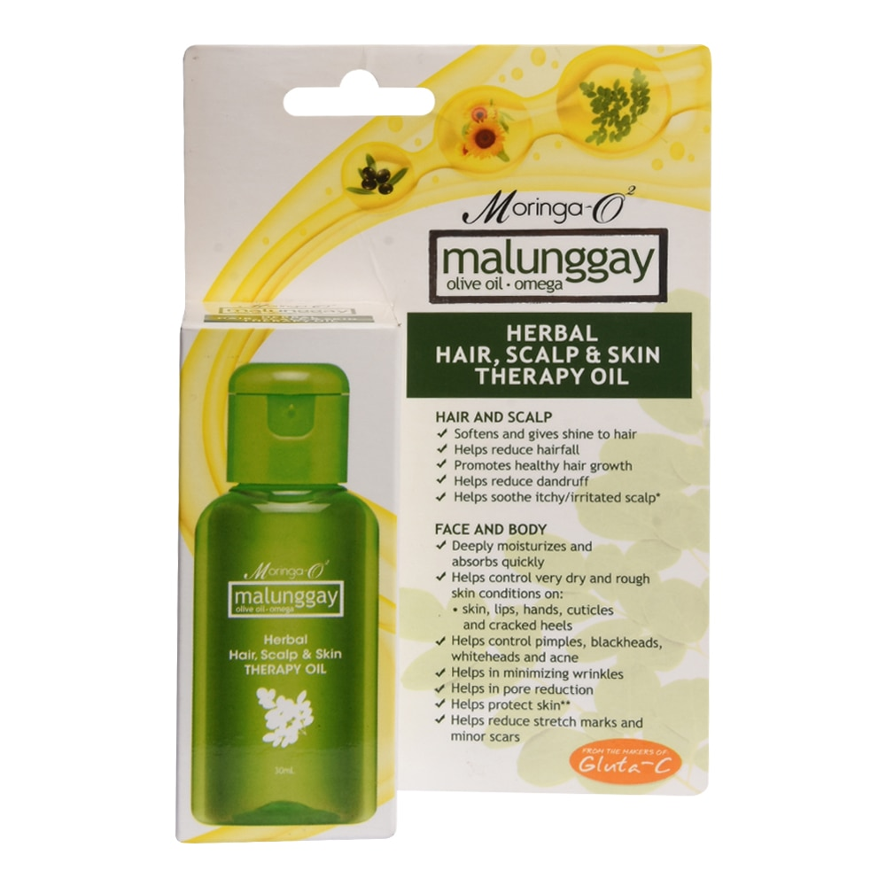 MORINGAMalunggay Therapy Oil 30ml,Body Treatment