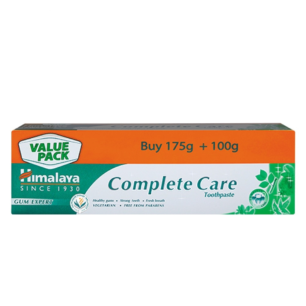 HIMALAYAComplete Care Toothpaste 175g+100g,Toothpaste