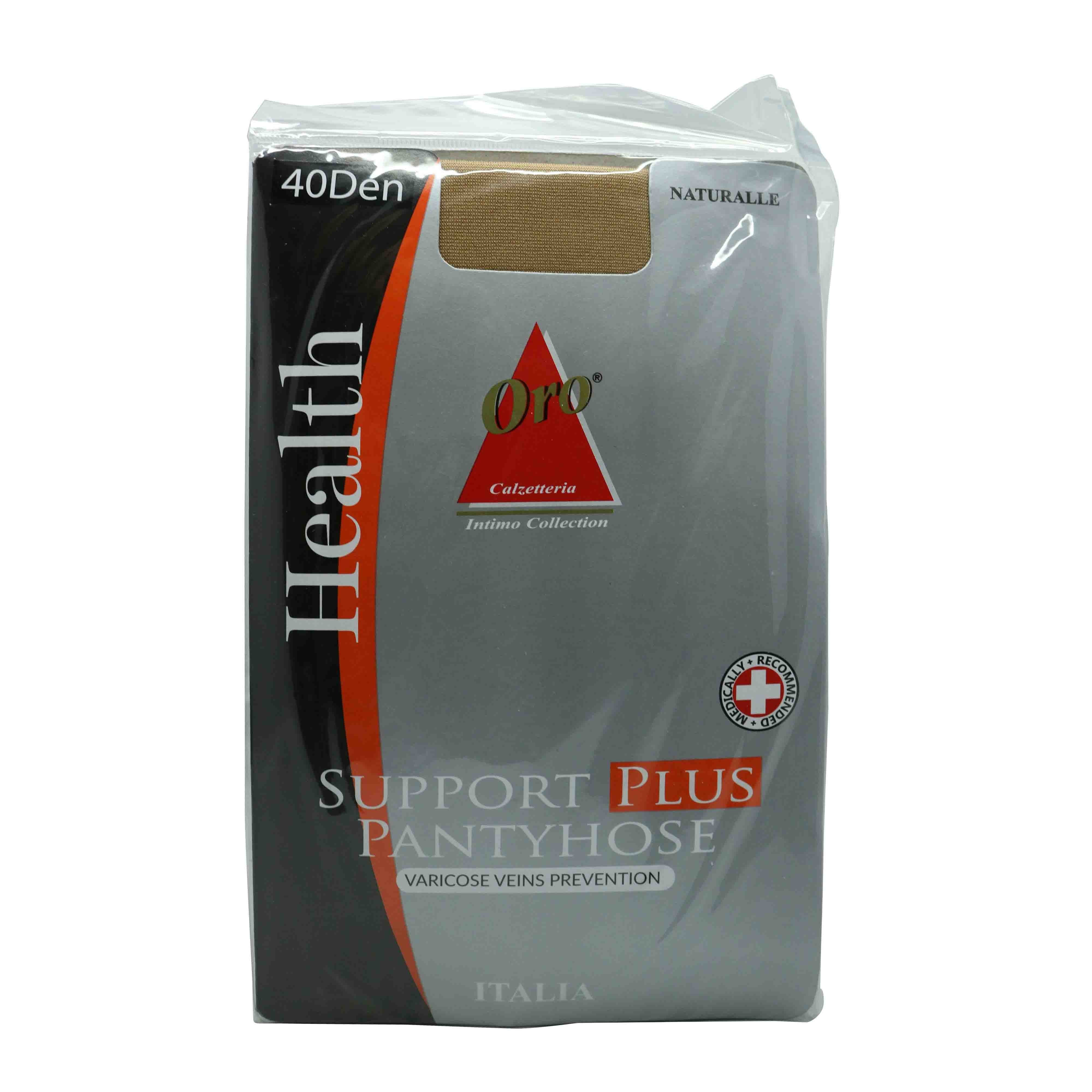 ORO INTIMOSupport Plus Pantyhose Naturalle,Home EssentialsWATSONS EMP. DISC.