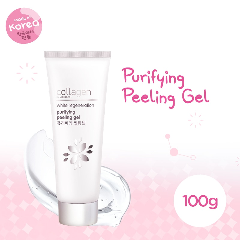 COLLAGEN WSCollagen White Regeneration Purifying Peeling Gel 100g,For WomenWhat A Splash: All Products