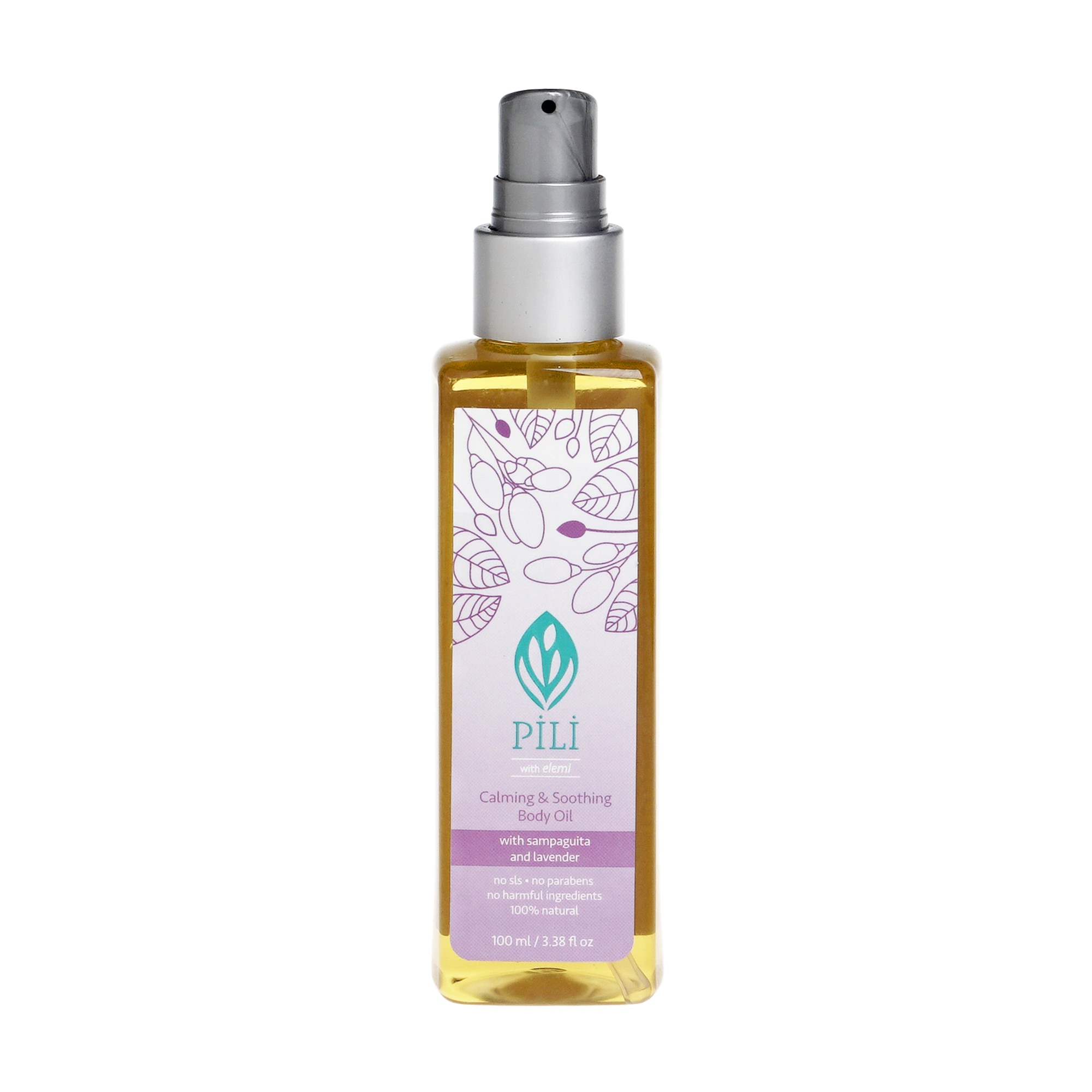 PILICalming & Soothing Body Oil 100ml,Body OilBABYDOVE5XSR5