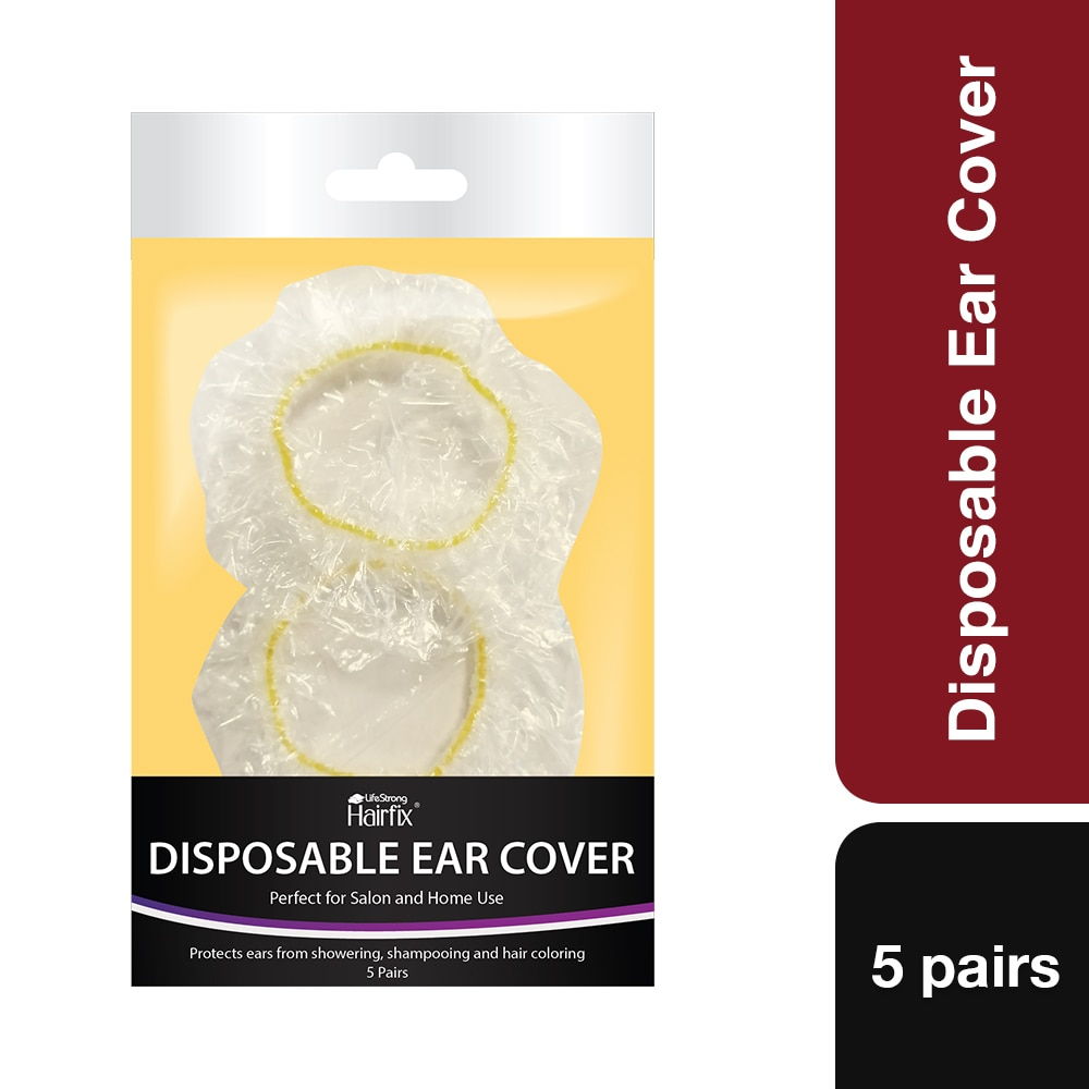HAIRFIXDisposable Ear Cover 5 Pairs,Hair AccessoriesWhat A Splash: All Products